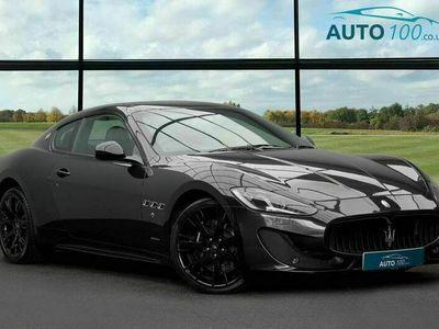 used Maserati Granturismo 4.7 Sport MC Shift Semi-A