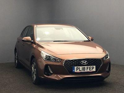 used Hyundai i30 1.6 CRDi Blue Drive SE Hatchback 5dr Diesel (s/s) (110 ps)