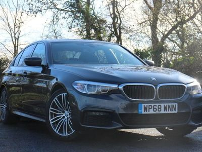 used BMW 530 5 Series i M Sport Saloon Heated Seats - Sun Pro Glass 2018
