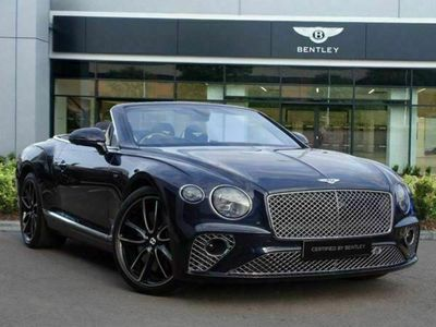 used Bentley Continental 4.0 V8 GTC Auto 4WD (s/s) 2dr convertible
