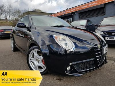 used Alfa Romeo MiTo T VELOCE