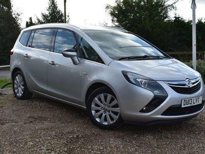 used Vauxhall Zafira 1.4 SE