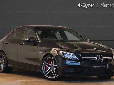 used Mercedes C63S AMG C ClassPremium 4dr Auto 4.0