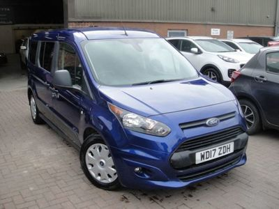 used Ford Tourneo Connect Grand1.5 ZETEC TDCI 5d 99 BHP MOBILITY CAR, DISABLED
