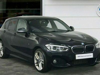 used BMW 120 1 Series d xDrive M Sport 5dr [Nav/Servotronic] StepAuto