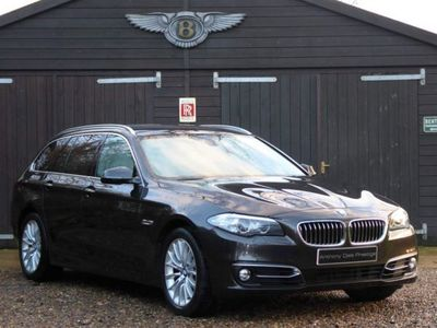 used BMW 520 5 Series 2.0 d Luxury Touring 5dr