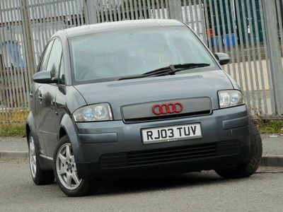 used Audi A2 1.4 Sport 5dr