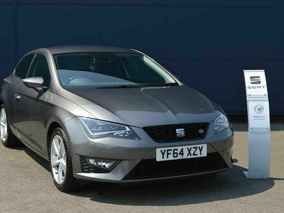 used Seat Leon Sport Coupe 1.4 TSI ACT 150 FR 3dr