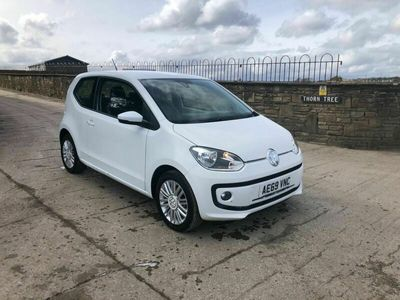 used VW up! UP! 1.0 MoveTech Edition (s/s) 3dr
