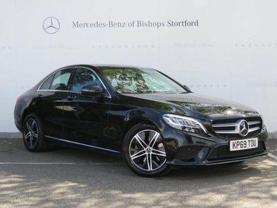 used Mercedes C300 C-ClassSport 4Dr 9G-Tronic