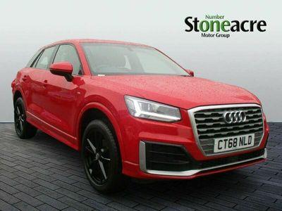 used Audi Q2 1.5 TFSI CoD 35 S line SUV 5dr Petrol (s/s) (150 ps)