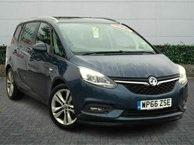 used Vauxhall Zafira 1.4T SRi 5dr Estate