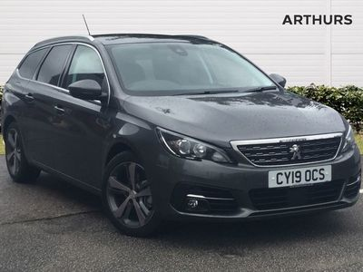 used Peugeot 308 1.5 Bluehdi 130 Tech Edition 5Dr