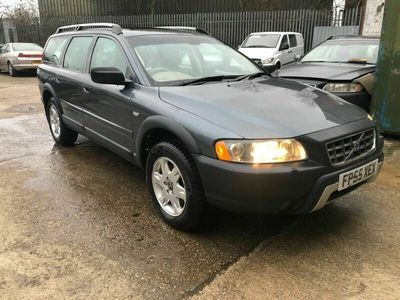 used Volvo XC70 2.4 D5 SE AWD 5dr