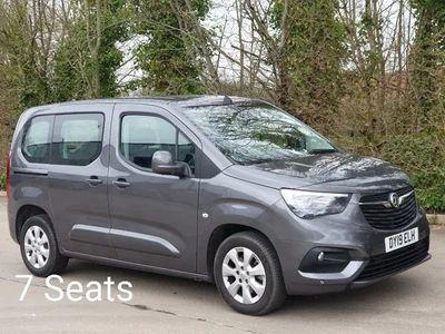 used Vauxhall Combo Life 1.2 Turbo Energy 5Dr [7 Seat]