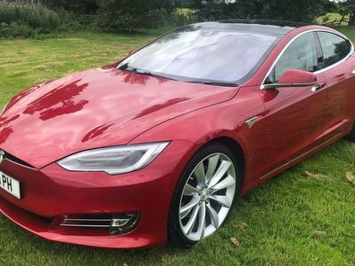 used Tesla Model S 90D Auto 4WD 5dr
