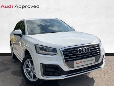 used Audi Q2 30 TDI S Line 5dr S Tronic Automatic diesel estate
