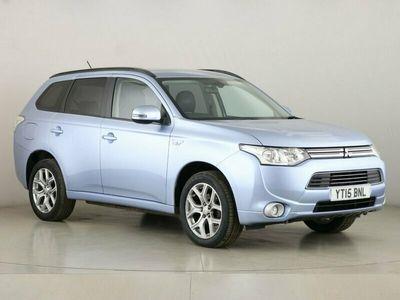 used Mitsubishi Outlander 2.0 PHEV GX 3H 5d 162 BHP