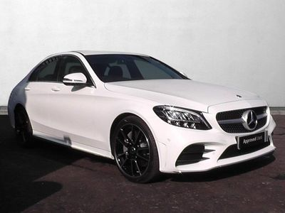 used Mercedes C300 C ClassAmg Line 4Dr 9G-Tronic