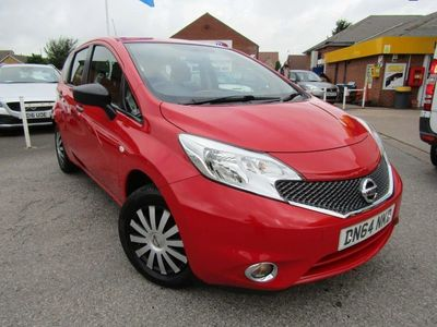 used Nissan Note 1.2 Visia Limited Edition 5dr