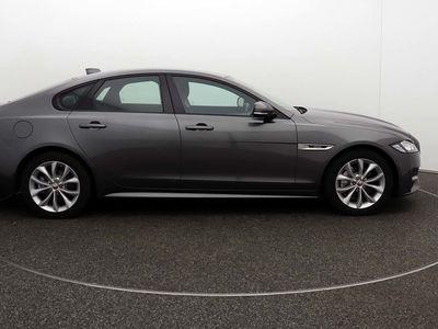 used Jaguar XF D R-SPORT Saloon 2017
