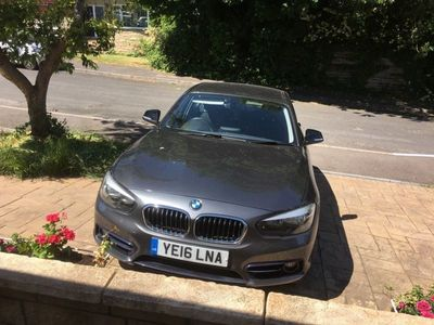 used BMW 118 1 Series 2.0 d Sport Auto (s/s) 5dr
