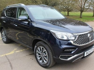 used Ssangyong Rexton 2.2D ULTIMATE AUTO