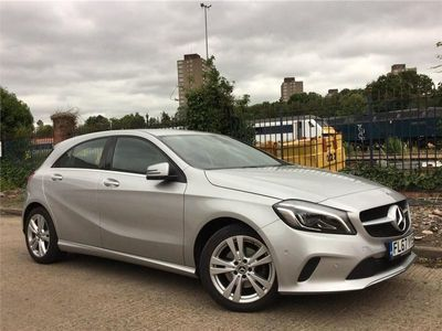 used Mercedes A180 A CLASS 2017 LeicesterSport Premium 5dr Auto