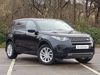 used Land Rover Discovery Sport 2.0 Td4 180 Se 5Dr
