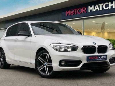used BMW 118 1 Series 1.5 i GPF Sport Sports Hatch (s/s) 5dr
