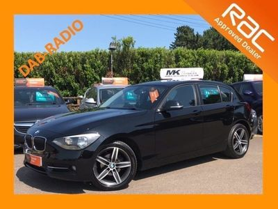 used BMW 118 1 Series d Sport 5dr 2.0