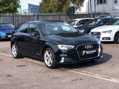 used Audi A3 1.0 TFSI Sport 5dr