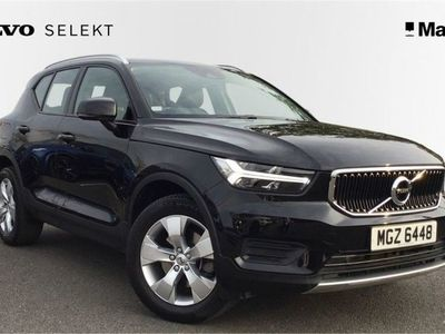 used Volvo XC40 2.0 T4 Momentum 5dr AWD Geartronic