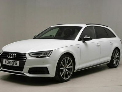used Audi A4 2.0T FSI Black Edition 5dr S Tronic [Tech Pack] - HEATED SEATS