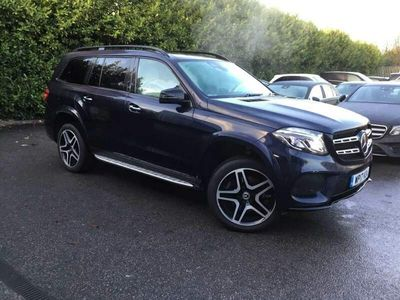 used Mercedes GLS350 4Matic Designo Line 5dr 9G-Tronic 3.0