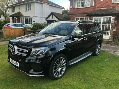 used Mercedes GLS350 Gls Class 3.0V6 Grand Edition G-Tronic 4MATIC (s/s) 5dr