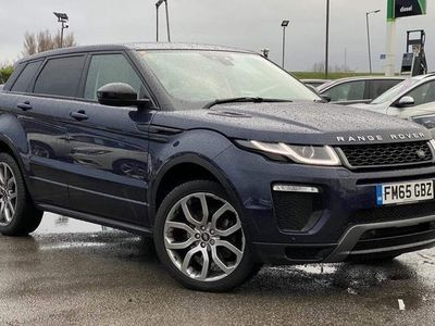 used Land Rover Range Rover evoque 2.0 Td4 Hse Dynamic 5Dr