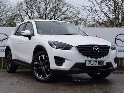 used Mazda CX-5 2.2d Sport Nav 5dr Estate 2017