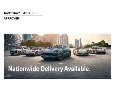 used Porsche 911 GTS 2dr PDK Auto