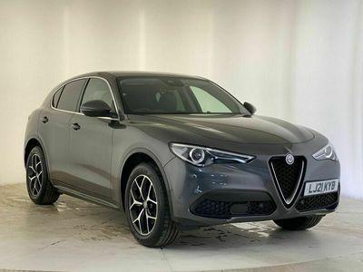 used Alfa Romeo Stelvio MY20 2.0 Turbo 200 Lusso ti 5dr