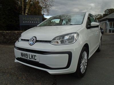 used VW up! Up 1.0 MoveTech Edition 5dr [Start Stop] hatchback 2019