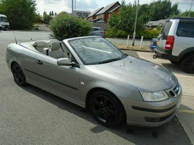 used Saab 9-3 2.0 Vector 1.8t Convertible 2d