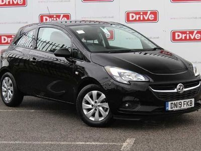 used Vauxhall Corsa 1.4 [75] Design 3Dr