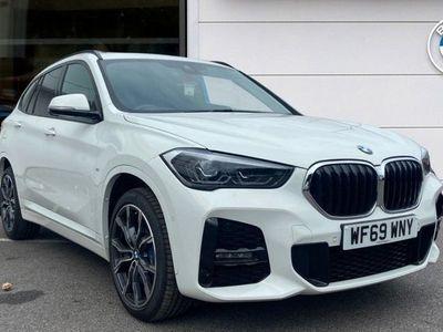 used BMW X1 sDrive20i M Sport