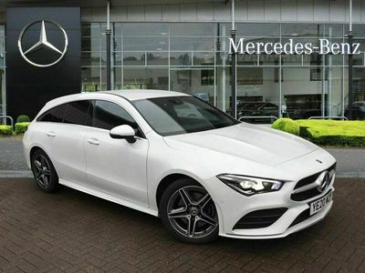 used Mercedes CLA220 AMG Line 5dr Tip Auto