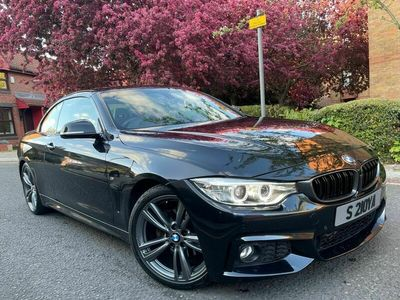 used BMW 420 4 Series 2.0 d M Sport Auto 2dr