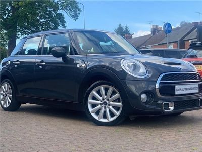 used Mini Cooper S Hatchback 2.05Dr Auto
