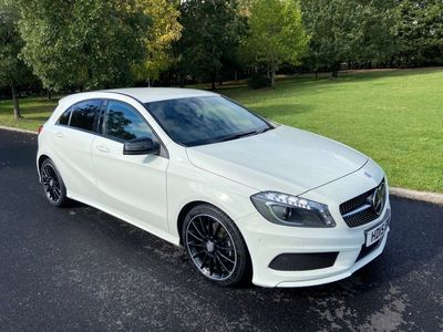 used Mercedes A180 A Class 1.5CDI Night Edition 7G-DCT 5dr (E6)