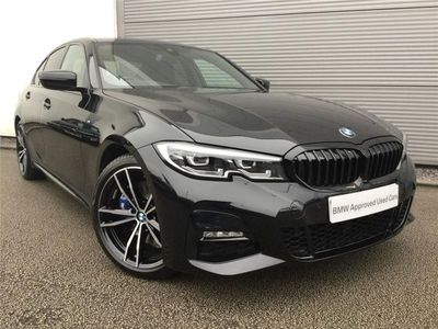 used BMW 320 3 Series D Xdrive M Sport 4Dr Step Auto