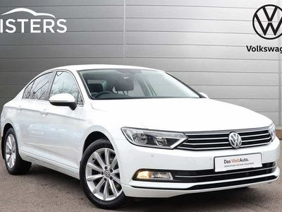 used VW Passat 2.0 Tdi Se Business 4Dr